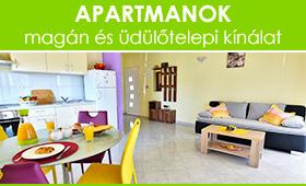 OTP apartmanok